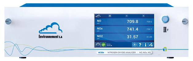 Analizator NOx typ AC32e
