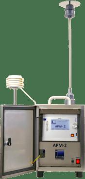APM-2 Analizator do pomiaru stężenia pyłu zawieszonego