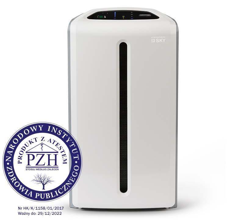 System domowego oczyszczania powietrza Atmosphere SKY TM
