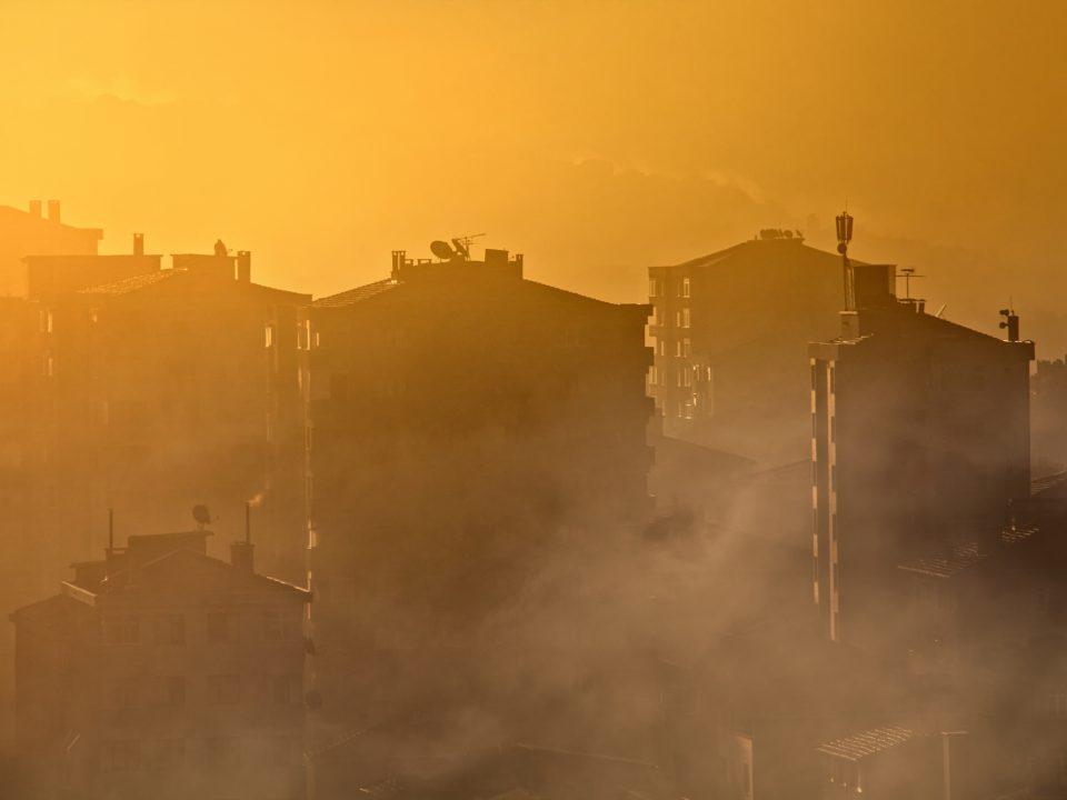 zanieczyszczeni powietrza